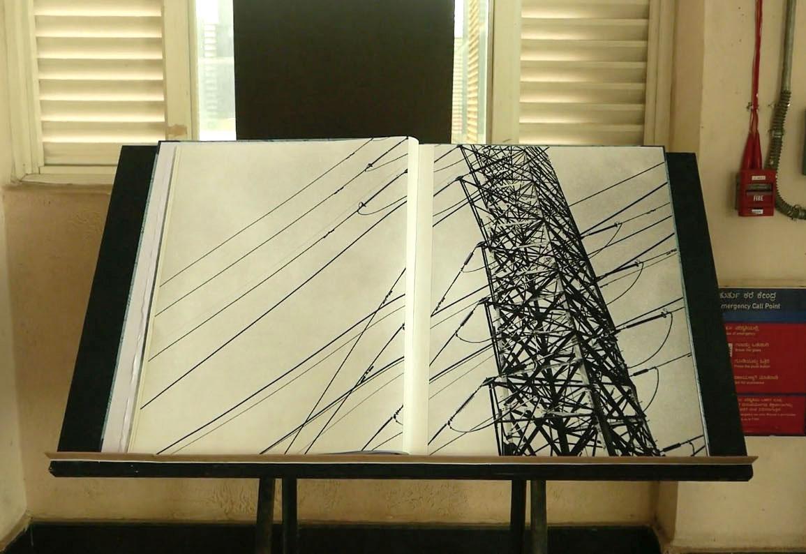 A1 Book Slide (pylon)
